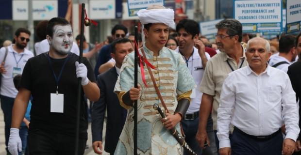 Denizli 32. Uluslararası Amatör Tiyatro Festivali başladı