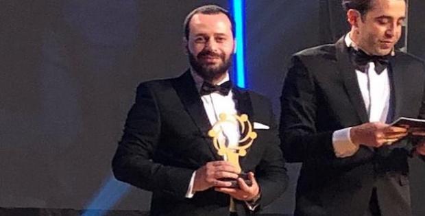 Yılın En İyi Genç İşadamı Ödülü Akan Oza'nın