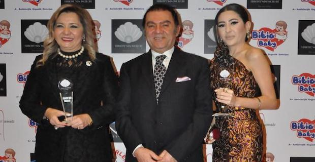 Türkiye'nin İncileri Ödül Töreni'nde En Genç Ödül Alan İsim Börteçine Balcıoğlu Oldu