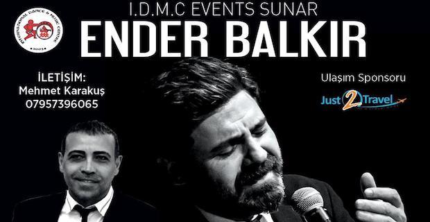 """Çukur dizisinde Nesimi Çimen'in """"Ruhumda Sızı"""" türküsünü Ender Balkır Londra'da söyleyecek"""