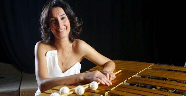 Marimba'nın Parlayan Yıldızı Tuncer İsviçre'de