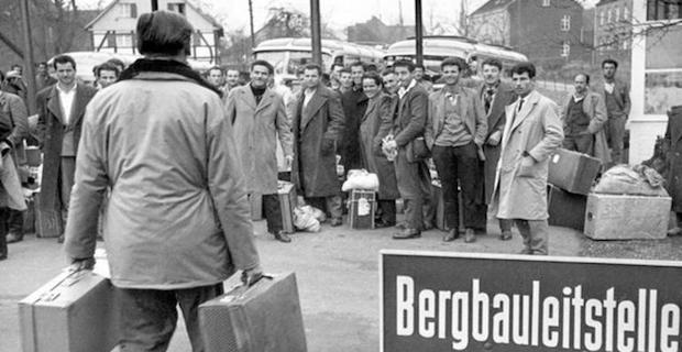 Almanya'ya göçün 58'inci yıl dönümü