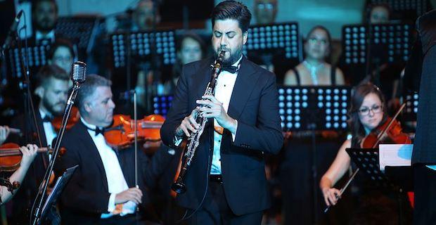 Müzisyen Serkan Çağrı'nın 'Klarnet Festivali' müzikte köprü kuracak