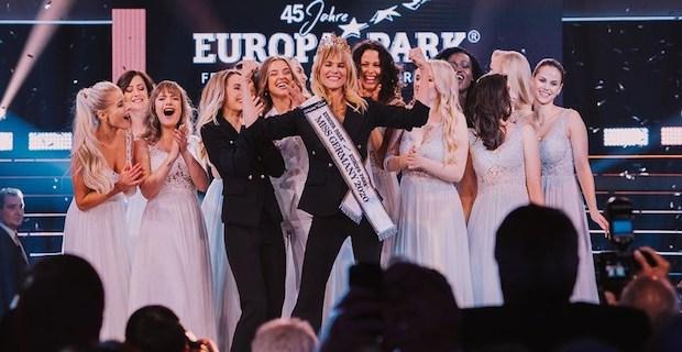 Miss Almanya 2020 güzeli: Leonie Charlotte von Hase