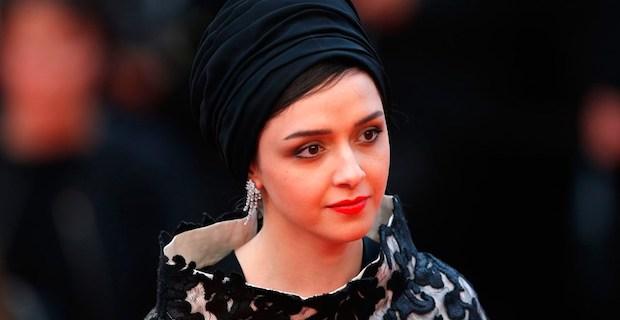 İranlı oyuncu Taraneh Alidoosti'ye hapis cezası