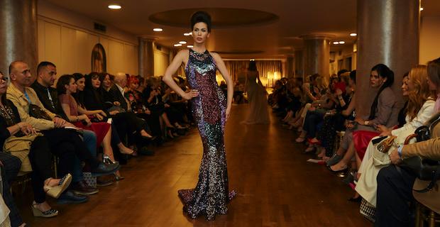 Türkiye'nin en iyi yabancı modeli Yanita Schmidt seçildi
