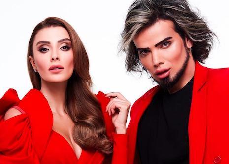 Ünlü Make-Up Artist ve Stil Danışmanı Uğur Arslan'a büyük ödül