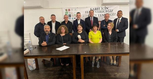 Haydi Karel'e umut olalım İngiltere Türk Toplumu Futbol Federasyonu'ndan çağrı var