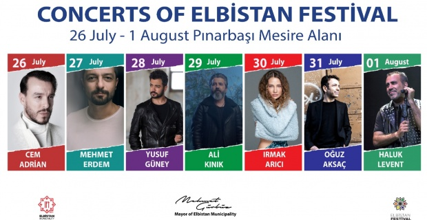Elbistan Belediyesi Avrupa'lı gurbetçileri festivaline davet ediyor