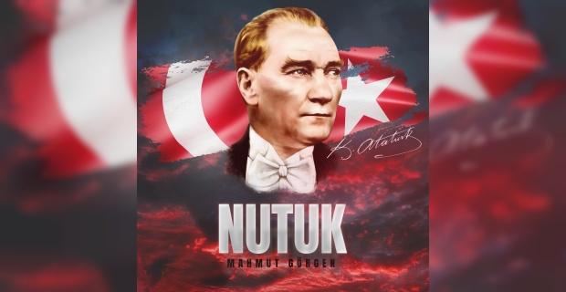 Atatürk'ün okuduğu Nutuk'taki konuşmalarını DJ Mahmut Görgen müzik projesi haline getirdi