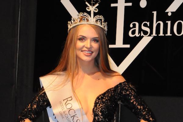 Miss Fashion TV Ukrayna'dan