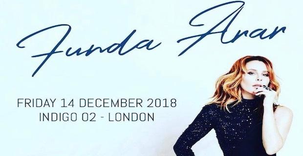 Diva Event'in Londra'da ilk konseri ekim ortası Koray Avcı