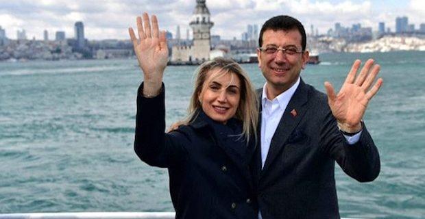 İBB Başkanı Ekrem İmamoğlu'nun eşi Dilek İmamoğlu dergiye kapak oldu