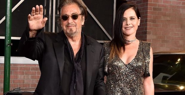 'Al Pacino bile olsa bu kadar yaşlı bir adamla olmak zor'