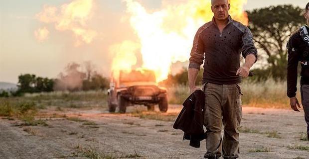 Vin Diesel 'Bloodshot: Durdurulamaz Güç' ile sinemaseverlerin karşısında