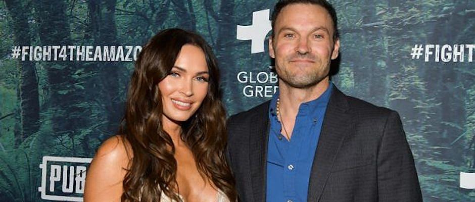 Brian Austin Green ile Megan Fox boşanıyor