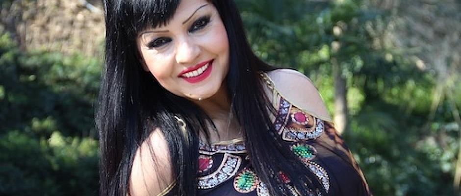 Özbek pop yıldızı Şahsenem, 10 yıl aradan sonra ilk kez bir fotoğraf çalışması yaptı