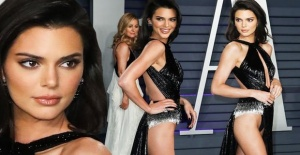 Cesur Model Kendall Jenner#039;ın...