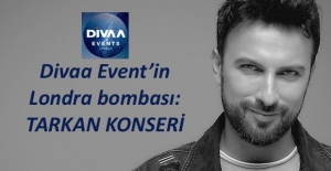 Divaa Event'in Londra bombası, TARKAN KONSERİ
