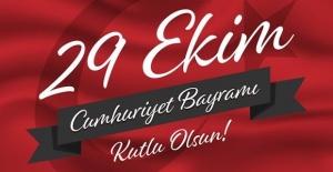 Cumhuriyet Bayramınız Kutlu olsun