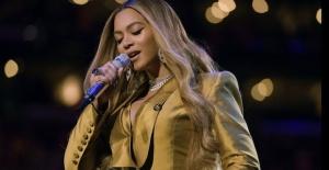 Beyonce'den Kobe Bryant için özel performans