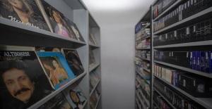 Anılarda kalan film ve müzikler dijital...
