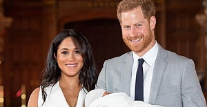 Prens Harry ve Meghan Markle#039;ın...