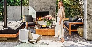 Maria Sharapova evinin kapılarını açtı