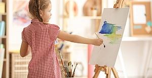 1.Ulusal Altın Fırça Ödülleri 3 ve 9 Yaş arası Resim Yarışması başladı