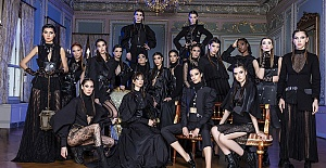 Mert Erkan'ın Cadılar Meclisi Sait Halim Paşa Yalısı'nda, Fashion Week Istanbul 2021
