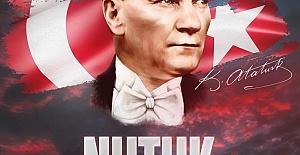 Atatürk#039;ün okuduğu Nutuk#039;taki...