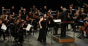 Gaziantep'te uluslararası opera ve bale festivali başladı