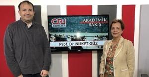 Prof.Dr. Nüket Güz, Akademik Bakış'ta Beykoz Üniversitesi Sanat ve Tasarım Fakültesini Anlattı
