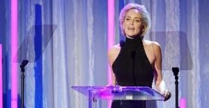 Sharon Stone'dan rap şarkısı için dava