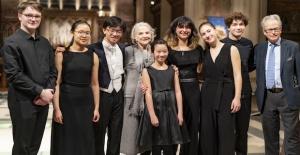 Londra Apollo Filarmoni Orkestrası'ndan Muhteşem Konser