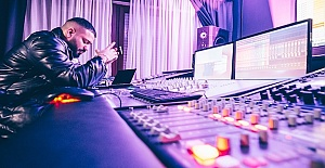Türk rap sanatçısı Dramah, Aynadaki Adam isimli tekli çalışmasını Almanya'dan müzik severlere sundu
