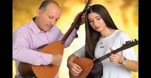 """""""Tek Türküler"""" albümünde Halk ozanı Mehmet Tek'in imzası"""