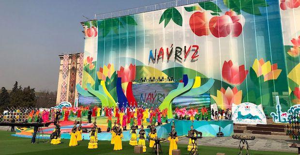 Türk Dünyasının Bayramı Nevruz Kazakistan'da Coşkuyla Kutlanıyor