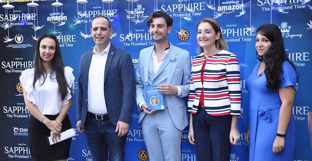 Safir'in İngilizce çeviri tanıtımı ve sergisi gerçekleşti