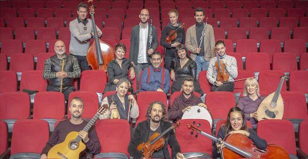 Antalya DOB'dan 'Barok Müzikten Türk Müziğine' konseri