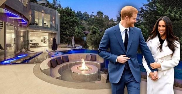 Meghan Markle ve Prens Harry 18 milyon dolara ev arıyor