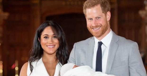 Prens Harry ve Meghan Markle'ın yaşadığı lüks malikane ilk kez görüntülendi