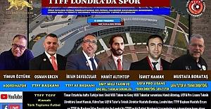 Londra Türk Toplumu Futbol Federasyonu Futbol Akademisi Müjdesi !